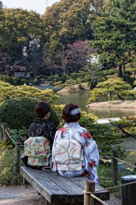 10 Top Japanese gardens to visit | 2 Aussie Travellers | Japanese Gardens | Scoop.it