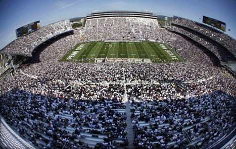 The Loudest College Football Stadiums | Sports | Scoop.it
