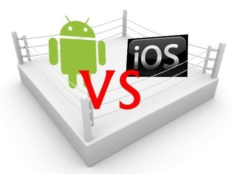 Why development of Android apps is preferred over IOS? | Web Designs And Development | Scoop.it