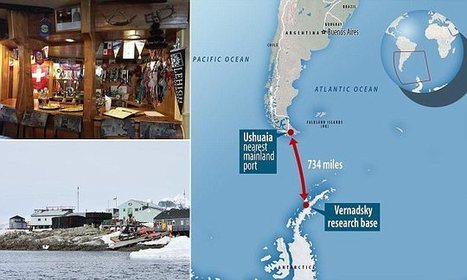 Ice? No problem! Inside the world's southernmost bar - in Antarctica | Oceans and Wildlife | Scoop.it