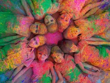 Best of Holi Festival from Colorful India | Mandeephoodaphotography | Scoop.it