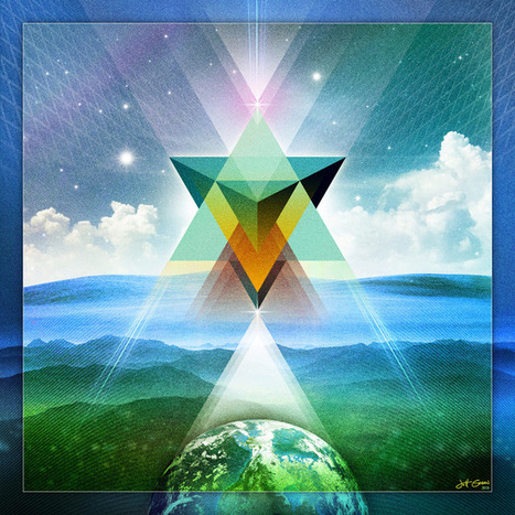 Star of David – Merkaba – Grand Sextile Portal on July 29th 2013! | GODDESSES AND WITCHES | Scoop.it