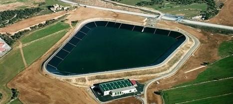 Entren en regadiu 615 hectàrees del canal Segarra-Garrigues a Sarroca de Lleida | #territori | Scoop.it