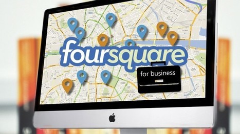 How To Use Foursquare To Market Your Business | Social Media, SEO, Mobile, Digital Marketing | Scoop.it