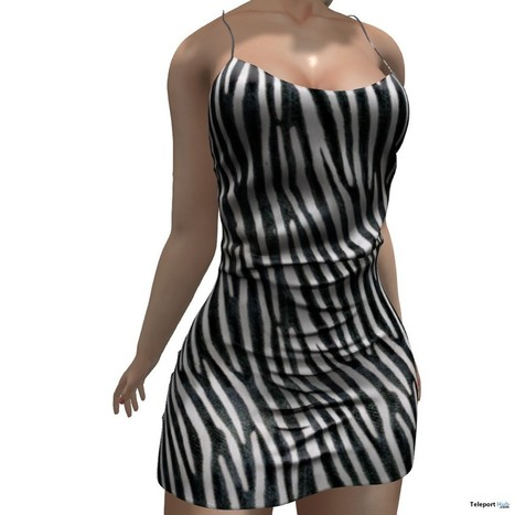 Vlasin Dress and Sandals June 2016 Subscriber Gift by Hucci | Teleport Hub - Second Life Freebies | Second Life Freebies | Scoop.it