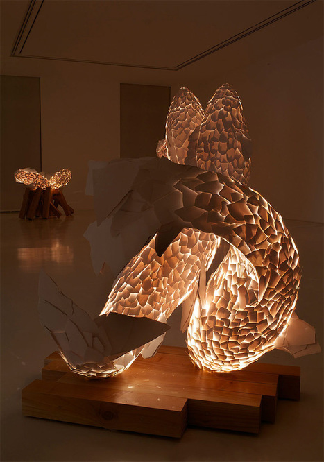 Fish Lamps by Frank Gehry | Culture and Fun - Art | Scoop.it