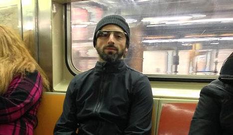 Quand le boss de Google prend le métro anonymement | Epic pics | Scoop.it
