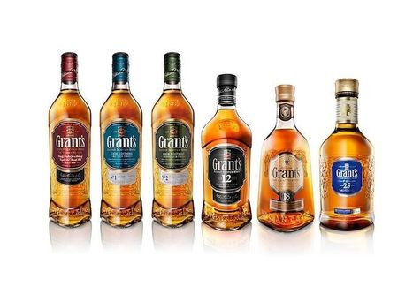Grant's Blended Scotch Whisky - WhiskeyOK | The Top Whiskey Brands | Scoop.it