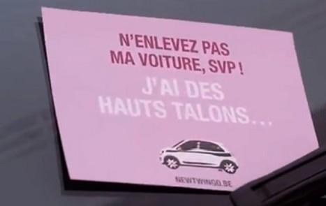Renault retire une pub Twingo jugée sexiste : un plan com' qui accumule les bourdes | CommunityManagementActus | Scoop.it