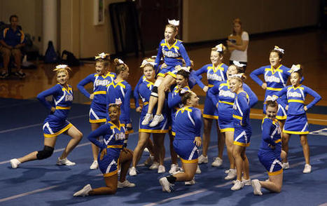 Prep Plus: Eagles eager to make history - AberdeenNews.com   Cheerleading   Scoop.it