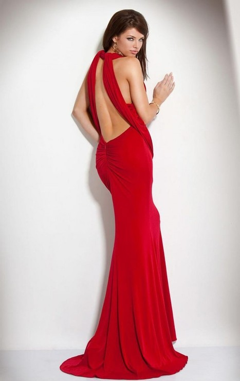 Sexy & Stylish Red Prom Dress for Your Dream Lady | Best of Fashion 2013 | Scoop.it