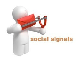 The impact of social signal on your content | Business | Scoop.it