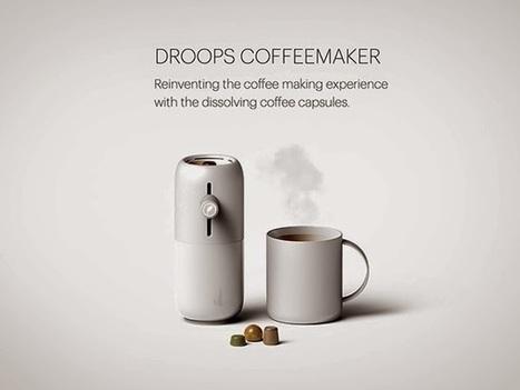 Cápsula de café inovadora que se dissolve completamente (incluíndo a embalagem!) | Criatividade, inovação, marketing | Scoop.it