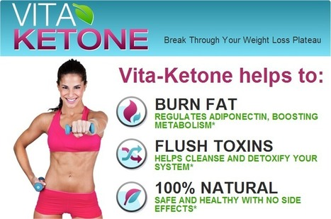 Vita Ketone And Zolyria Weight Loss Review - Does It Really Work | Fat Loss Is No More A Tension | Scoop.it