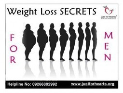 Weight loss secrets for men | Eat well | Scoop.it