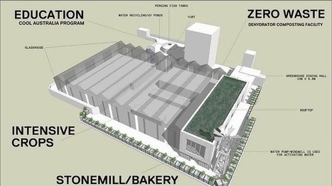 CBD rooftop farm plan laid low by height limits | Vertical Farm - Food Factory | Scoop.it