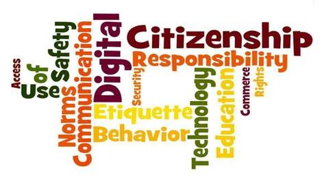 Best Practices for Digital Citizenship | iGeneration - 21st Century Education | Scoop.it