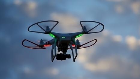 Autonomous Drone Flies with Centimeter-Level Accuracy | Communication design | Scoop.it