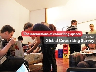 Interaction inside and between coworking spaces | Journées MITIC - Co-working | Scoop.it