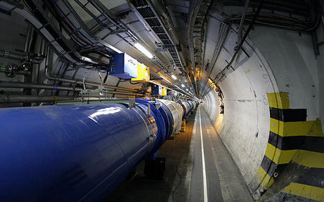 Large Hadron Collider scientists developing new cancer treatments - Telegraph   The CMS Experiment, CERN, LHC   Scoop.it