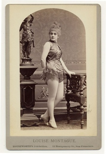Vintage sexiness — 22 exotic dancers from the 1890′s | Antiques & Vintage Collectibles | Scoop.it