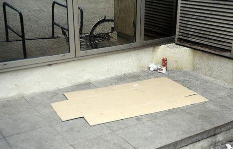 Sans-abri : mobilisation contre la «gestion au thermomètre» | Action sociale en France | Scoop.it