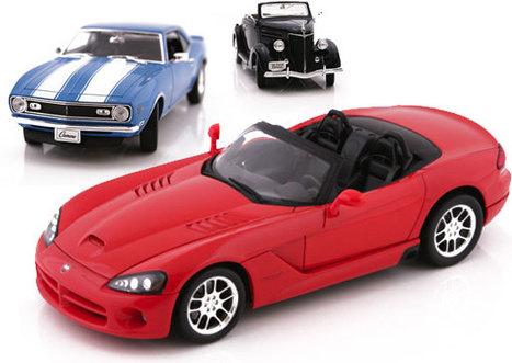 Bring Home the Custom Diecast Cars | Motorfocus Diecast Models | Scoop.it