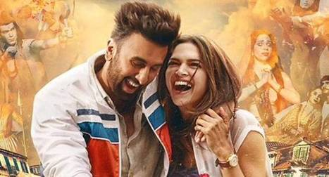 Tamasha: When Deepika-Ranbir boarded a train! | Entertainment News | Scoop.it