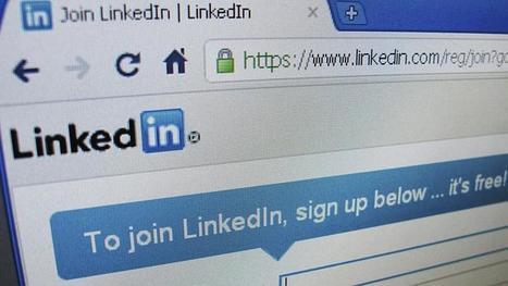 Tener un currículum en Linkedin es 10 veces más efectivo que un e-mail | El curriculum a la web | Scoop.it