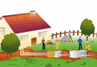 Les différences entre les pompe a chaleur air-air air-eau et géothermique | Immobilier | Scoop.it