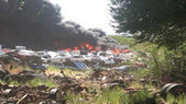 Piles of old cars catch fire at Middleton salvage yard - KTVB   We Buy Junk Car   Scoop.it