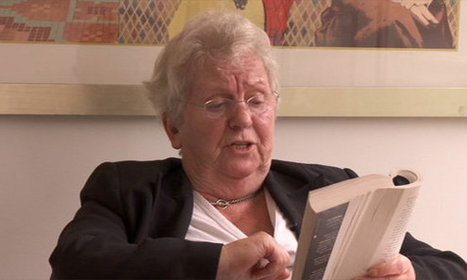 Video: Nell McCafferty Reads Fifty Shades of Grey | The Irish Literary Times | Scoop.it