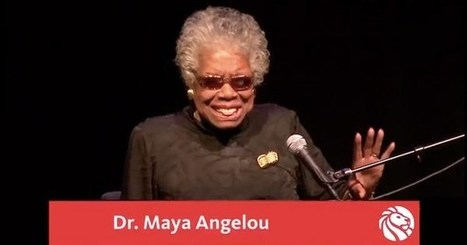 Maya Angelou on How a Library Saved Her Life   katerinatoraki   Scoop.it
