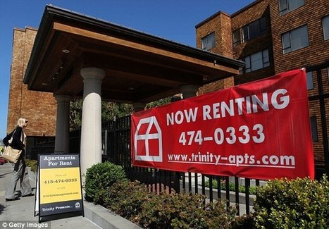 The rent IS too damn high in the US, study finds | Kickin' Kickers | Scoop.it