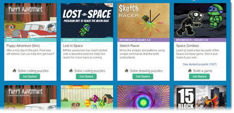 8 juegos gratuitos para iniciar a los niños en la programación | Educación y TIC en Mza | Scoop.it