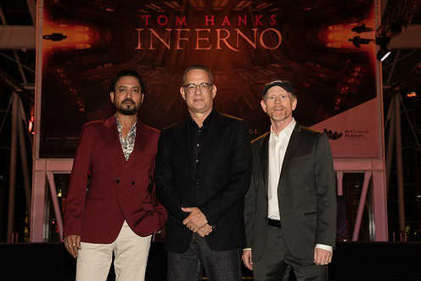 Red Carpet in Florence for the World Premiere of Inferno Movie | Tourism in Florence | Scoop.it