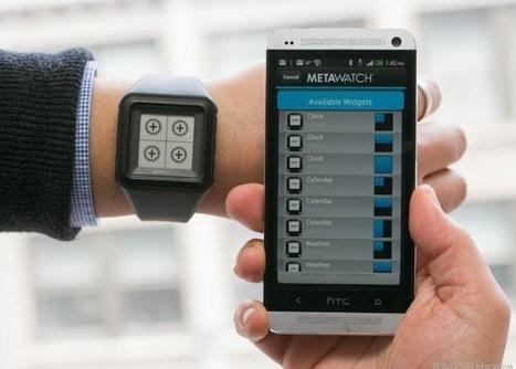 Handy Reviews of 10 Best Smartwatches - HiTechTrends | Technology | Scoop.it