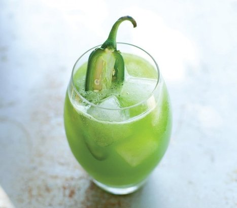 Spicy Green Juice Recipe | Candy Buffet Weddings, Events, Food Station Buffets and Tea Parties | Scoop.it