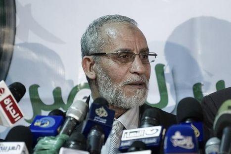 Egypte: arrestation des chefs des Frères musulmans   Égypt-actus   Scoop.it