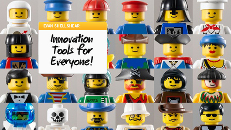 Lessons from Lego: Low risk innovation tools for everyone! | Management - Innovation -Technology and beyond | Scoop.it