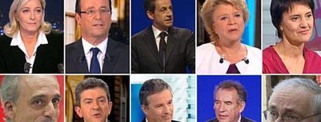 France 2 renonce à organiser un débat à 10 pour la Présidentielle   Docu-Réalité   Scoop.it