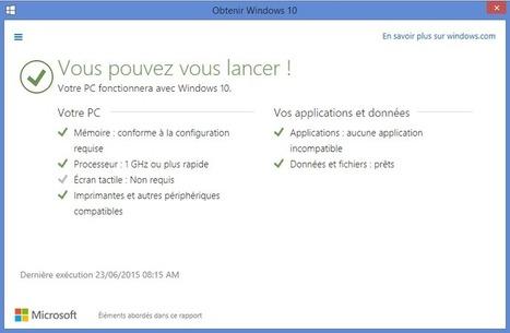 Windows 10: tout ce qu'il faut savoir avant de se lancer   L'informatique pour la petite entreprise   Scoop.it