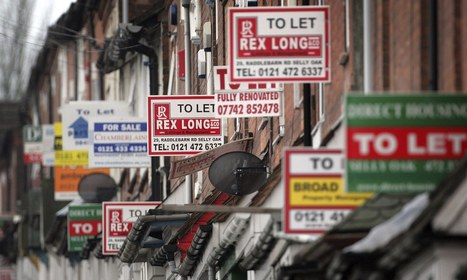 Renting: it's war as desperate tenants face bidding for properties | Austerity Index | Scoop.it