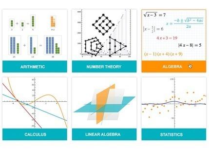 Wolfram Alpha lanza su generador de problemas para que los estudiantes practiquen la búsqueda de soluciones | Aprendiendo a Distancia | Scoop.it