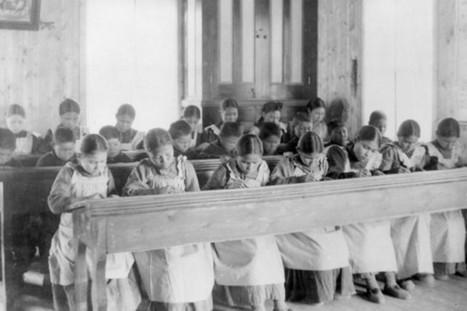 Pensionnats autochtones: faut-il détruire les témoignages des victimes? | Archivance - Miscellanées | Scoop.it