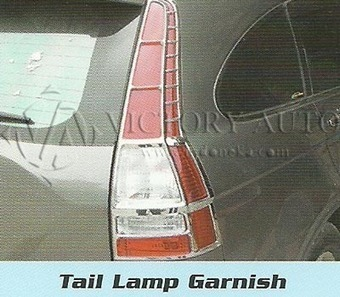 jual Garnish Belakang All New CRV   Aksesoris Mobil Honda   Scoop.it