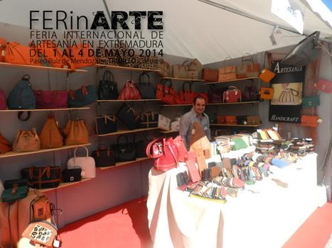 CDTIC destaca de su presencia en FERinARTE el interés del sector artesano extremeño por mejorar la comercialización en el mercado digital - Gobex Comunicación - | IberoVINAC | Scoop.it