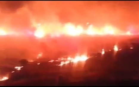 Massive Fire Near NATO Base in Turkey, Possible Anti-American Sabotage | Global politics | Scoop.it