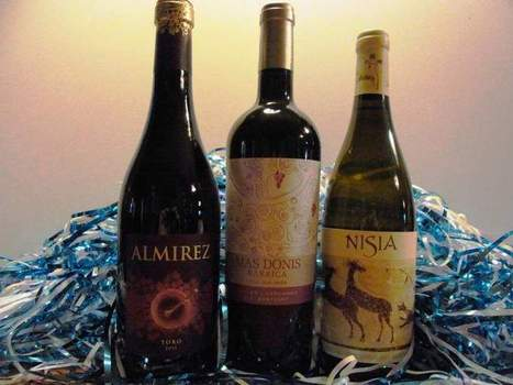 Wine time: Taste a trio of 2013's finest affordable Spanish wines - Pensacola News Journal | Wine Time | Scoop.it