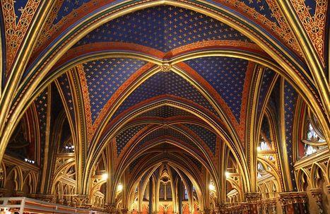Calenda - Les saintes-chapelles du XIIIe au XVIIIe siècle : arts, politique, religion | Histoire de France | Scoop.it